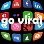 Go viral on social media seo optimize your data social media content content management Charles Merritt quadcapable